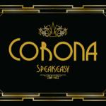 Schild Corona Speakeasy