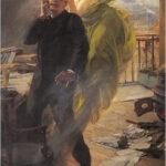 Albert Maignan - La Muse Verte