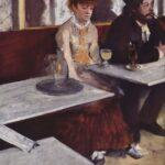 Edgar Degas - Der Absinth
