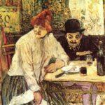 Henri de Toulouse-Lautrec - A la Mie