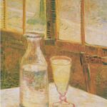 Vincent van Gogh - Stillleben mit Absinth